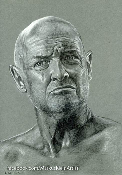 Terry O'Quinn by MarkusKleinArtist